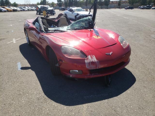 Chevrolet Corvette salvage cars for sale: 2005 Chevrolet Corvette
