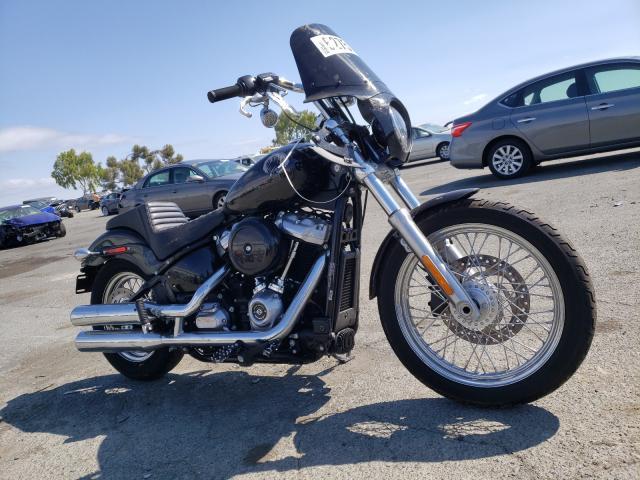 Vehiculos salvage en venta de Copart Martinez, CA: 2020 Harley-Davidson Fxst