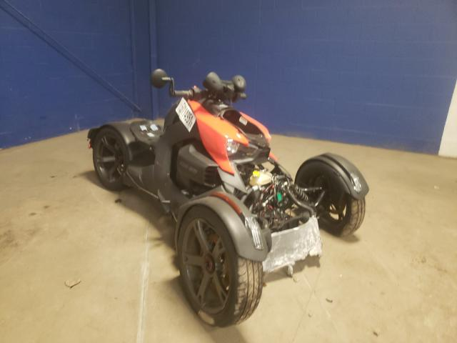 Salvage cars for sale from Copart Chalfont, PA: 2021 Can-Am Ryker