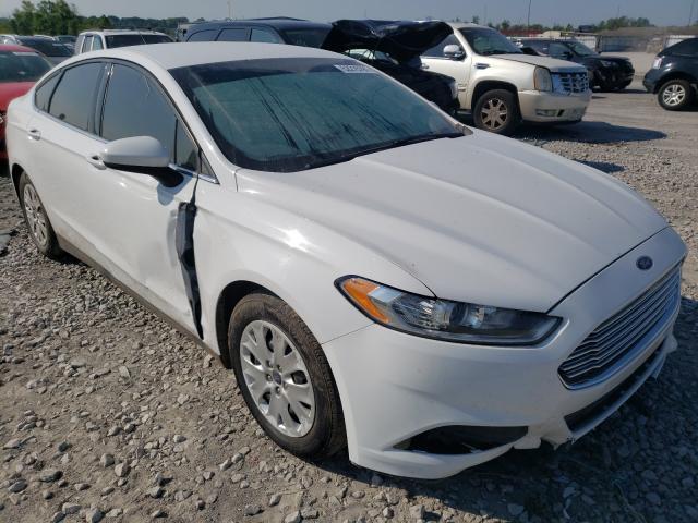 Vehiculos salvage en venta de Copart Alorton, IL: 2013 Ford Fusion S