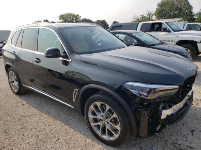 BMW Vehiculos salvage en venta: 2021 BMW X5 XDRIVE4