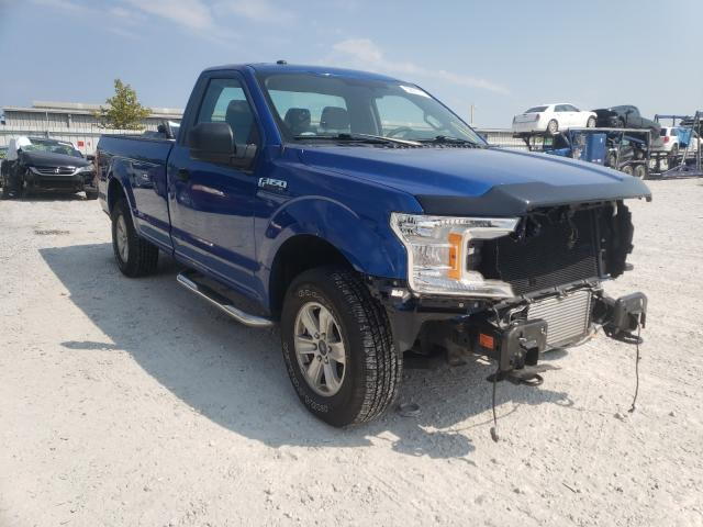 Salvage cars for sale from Copart Walton, KY: 2018 Ford F150