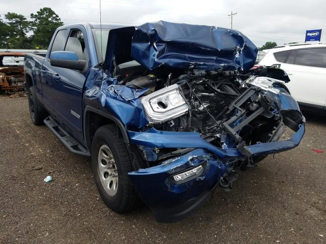 Salvage cars for sale from Copart Newton, AL: 2017 GMC Sierra C15