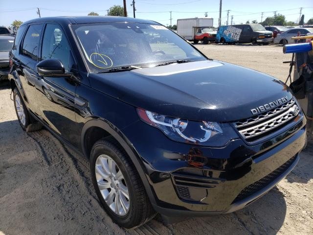 Land Rover salvage cars for sale: 2019 Land Rover Discovery
