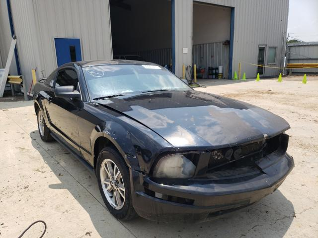 Salvage cars for sale from Copart Florence, MS: 2005 Ford Mustang