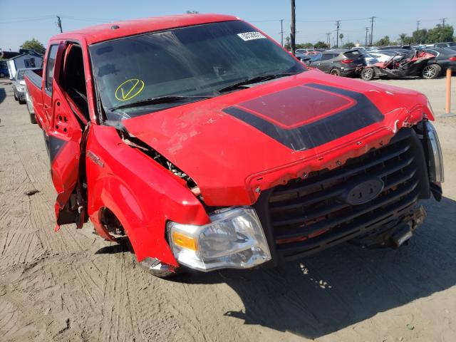 Salvage cars for sale from Copart Los Angeles, CA: 2014 Ford F150 Super
