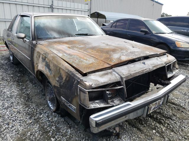 Buick Vehiculos salvage en venta: 1984 Buick Regal Limited