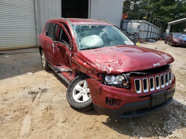 Vehiculos salvage en venta de Copart Austell, GA: 2015 Jeep Compass SP