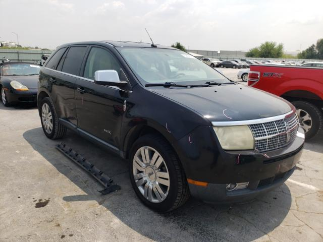 Salvage cars for sale from Copart Tulsa, OK: 2008 Lincoln MKX