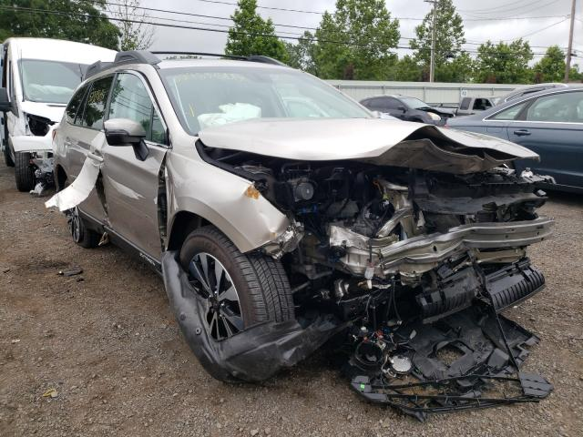 Salvage cars for sale from Copart New Britain, CT: 2017 Subaru Outback 2
