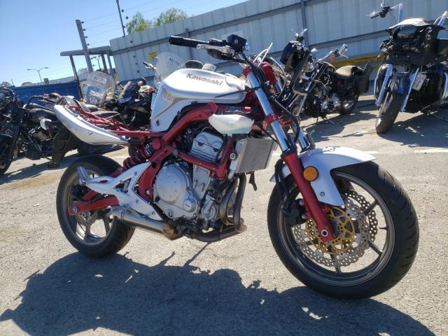 Vehiculos salvage en venta de Copart Martinez, CA: 2006 Kawasaki SR650