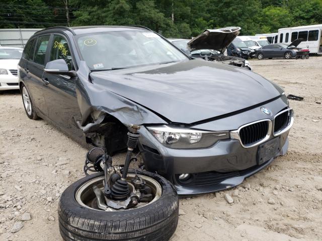 2014 BMW 328 D Xdrive en venta en Mendon, MA