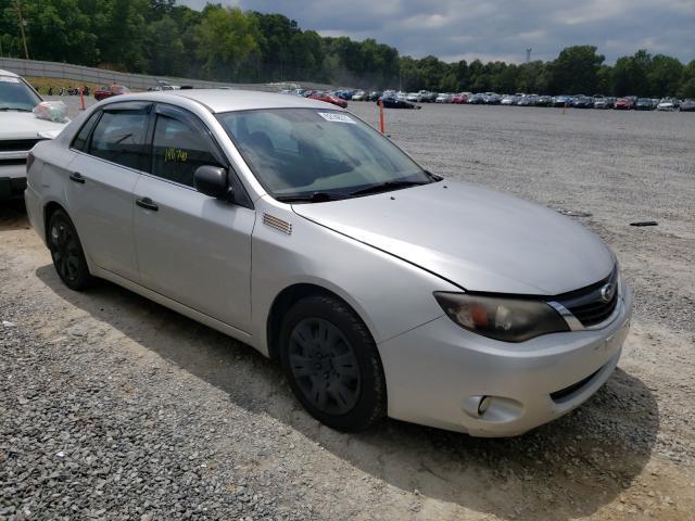 Salvage cars for sale from Copart Gastonia, NC: 2008 Subaru Impreza 2