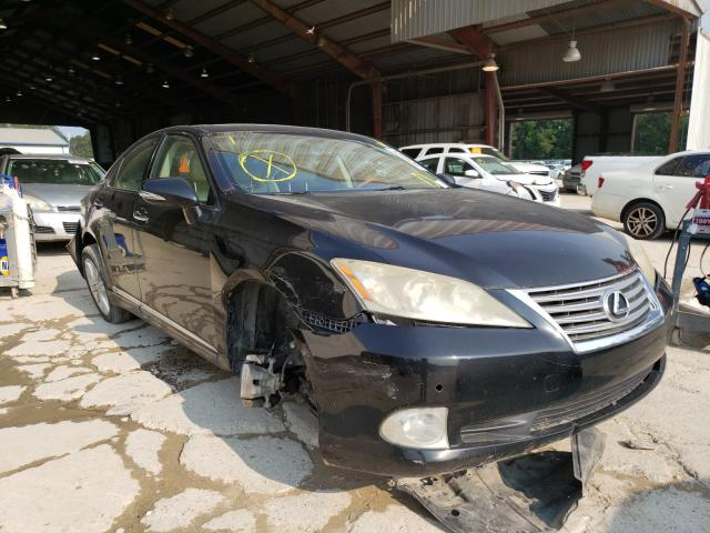 Salvage cars for sale from Copart Greenwell Springs, LA: 2010 Lexus ES 350