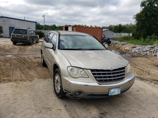 Salvage 2007 CHRYSLER PACIFICA - Small image. Lot 52800491