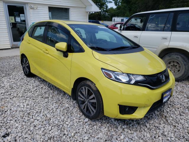 Vehiculos salvage en venta de Copart Northfield, OH: 2015 Honda FIT EX