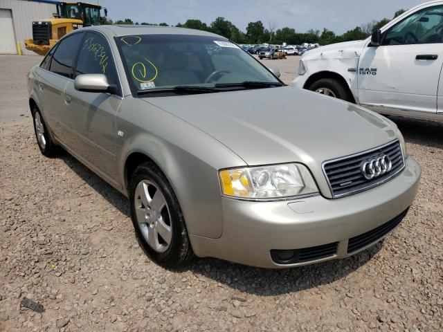 Audi salvage cars for sale: 2003 Audi A6 3.0 Quattro