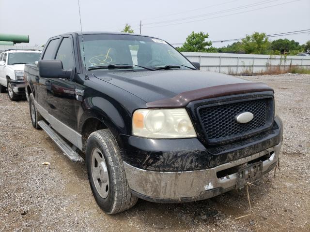 Vehiculos salvage en venta de Copart Houston, TX: 2006 Ford F150 Super