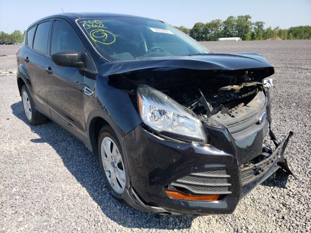 Vehiculos salvage en venta de Copart Fredericksburg, VA: 2016 Ford Escape S