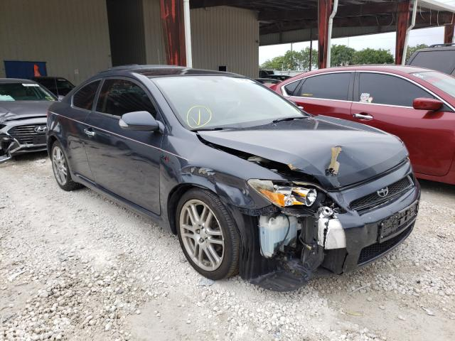 Salvage cars for sale from Copart Homestead, FL: 2007 Scion TC
