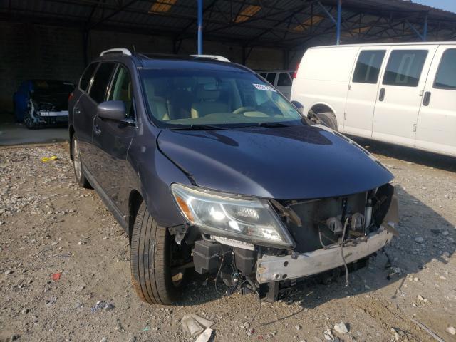 Vehiculos salvage en venta de Copart Cartersville, GA: 2014 Nissan Pathfinder