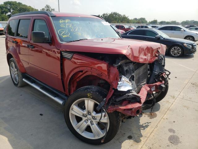 Vehiculos salvage en venta de Copart Wilmer, TX: 2011 Dodge Nitro Heat