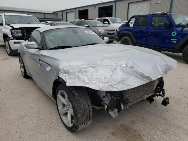 BMW Vehiculos salvage en venta: 2012 BMW Z4 SDRIVE2