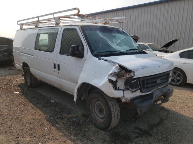 Ford Vehiculos salvage en venta: 2004 Ford Econoline