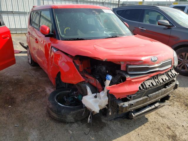 Salvage cars for sale at Conway, AR auction: 2019 KIA Soul