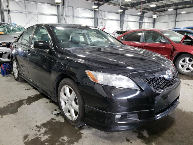 Toyota salvage cars for sale: 2008 Toyota Camry LE