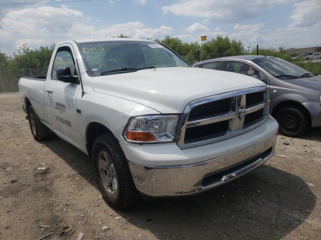Salvage cars for sale from Copart Indianapolis, IN: 2011 Dodge RAM 1500