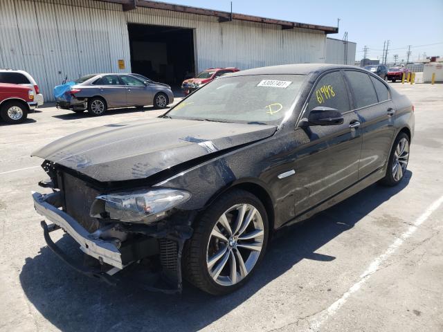 BMW 5 SERIES 2016 1