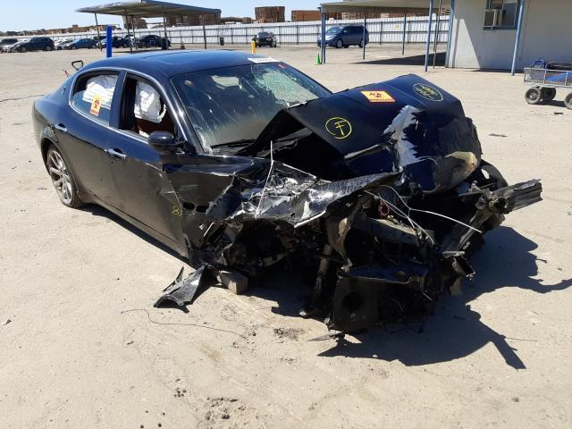 Maserati Quattropor salvage cars for sale: 2008 Maserati Quattropor