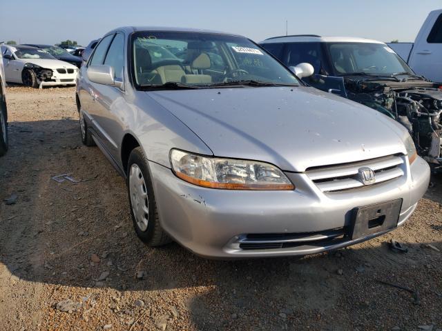 Honda Accord salvage cars for sale: 2001 Honda Accord