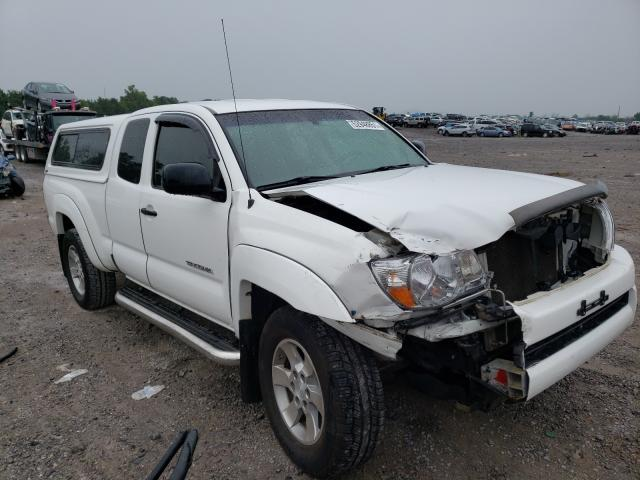 Salvage cars for sale from Copart Madisonville, TN: 2008 Toyota Tacoma Prerunner