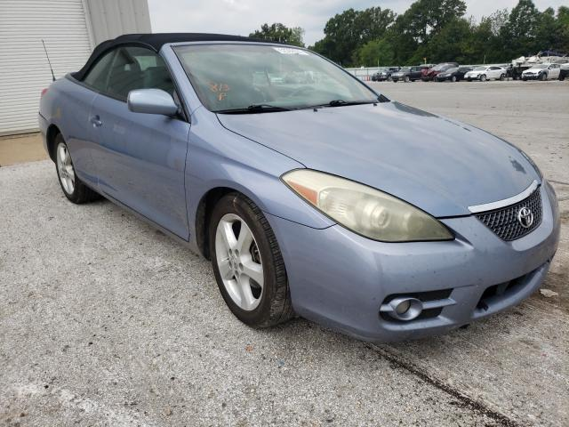 Salvage cars for sale from Copart Rogersville, MO: 2008 Toyota Camry Sola