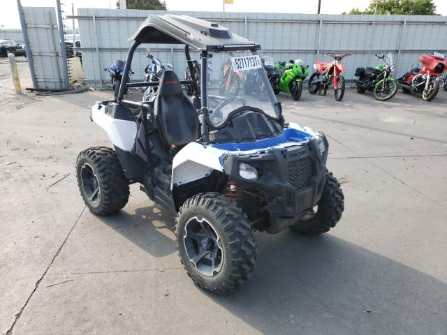 Salvage cars for sale from Copart Littleton, CO: 2015 Polaris ACE 570