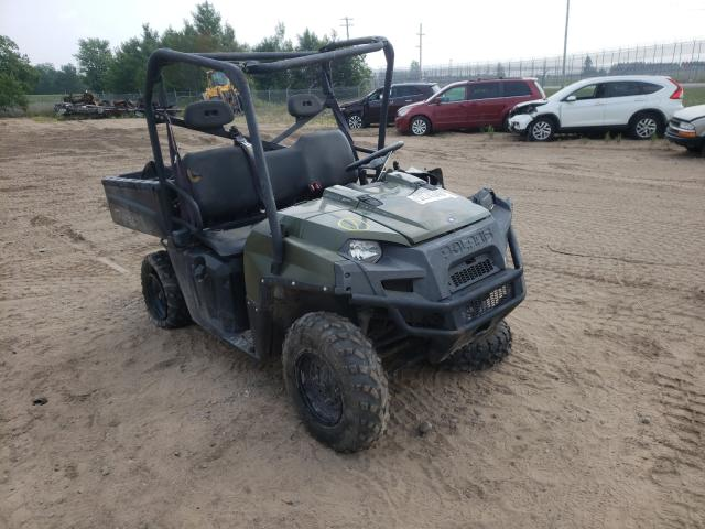 Salvage cars for sale from Copart Kincheloe, MI: 2014 Polaris Ranger 800