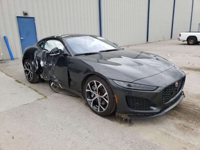 Jaguar F-Type salvage cars for sale: 2021 Jaguar F-Type