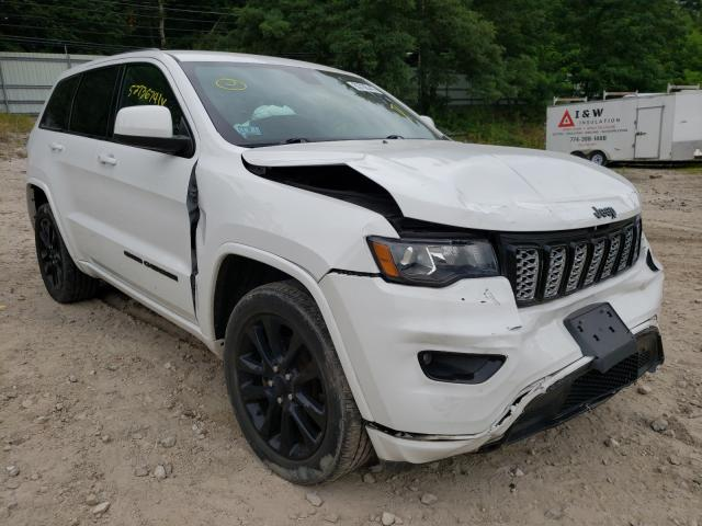 2017 Jeep Grand Cherokee en venta en Mendon, MA