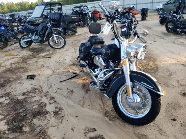 Salvage cars for sale from Copart Gaston, SC: 2009 Harley-Davidson Flstc