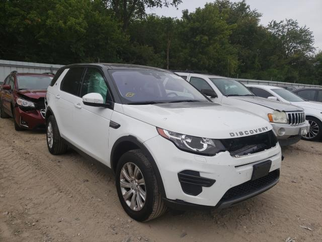 2018 LAND ROVER DISCOVERY SALCP2RXXJH743698
