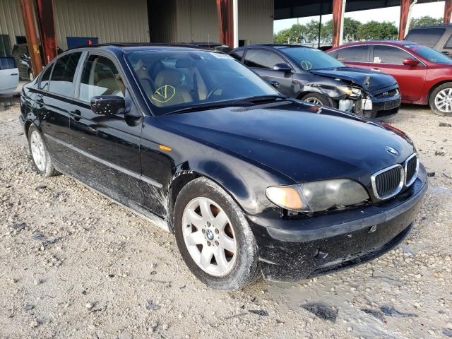 Salvage cars for sale from Copart Homestead, FL: 2004 BMW 325 I