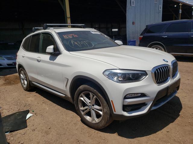 BMW X3 Vehiculos salvage en venta: 2019 BMW X3