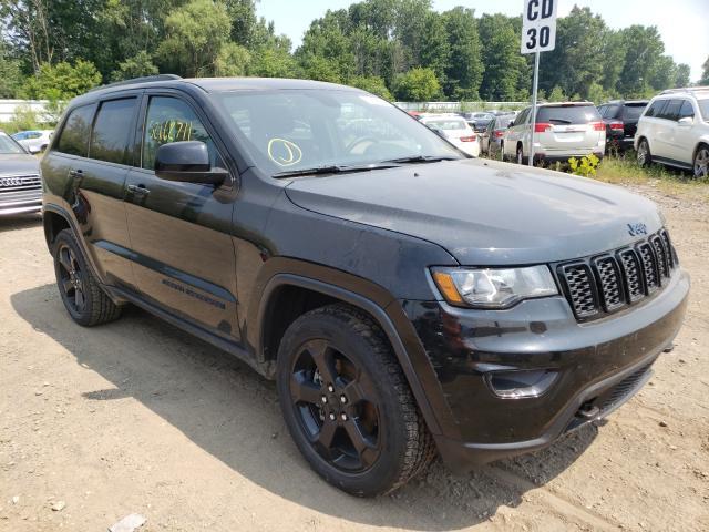 Jeep Cherokee salvage cars for sale: 2018 Jeep Cherokee