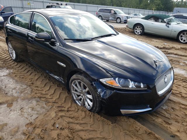 Jaguar XF salvage cars for sale: 2012 Jaguar XF
