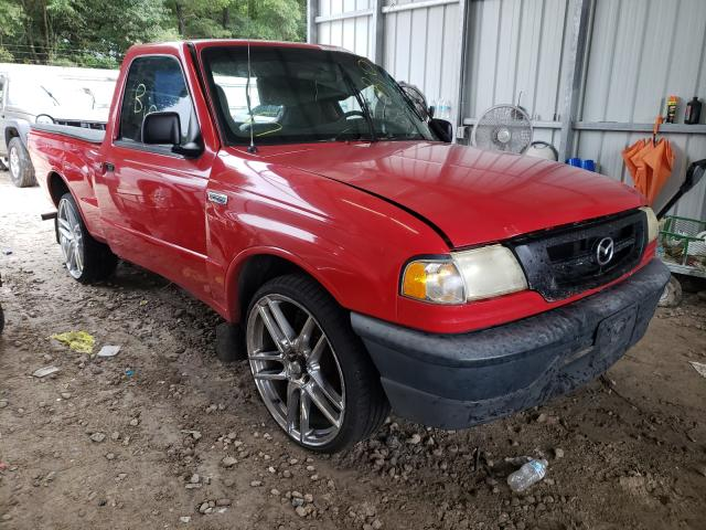Salvage cars for sale from Copart Midway, FL: 2003 Mazda B2300