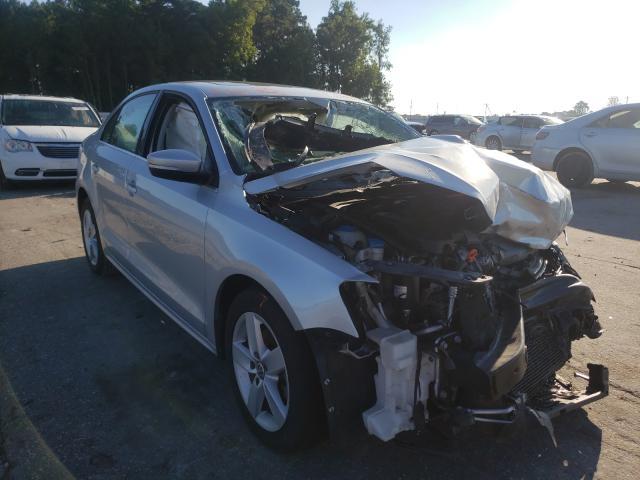 Vehiculos salvage en venta de Copart Dunn, NC: 2013 Volkswagen Jetta TDI
