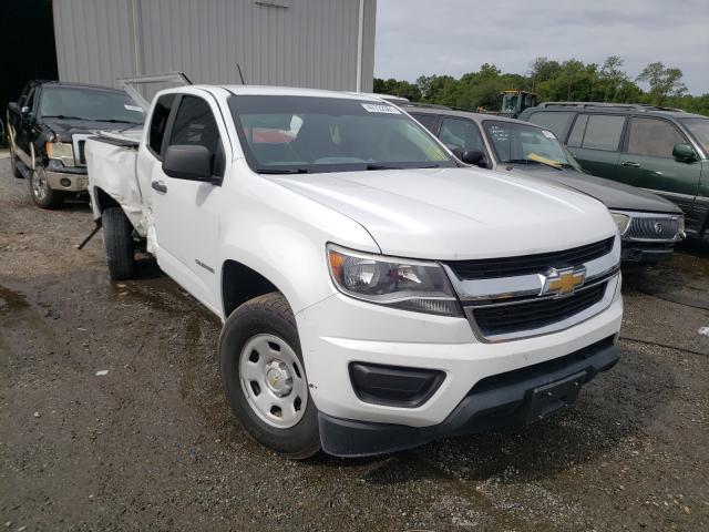 Vehiculos salvage en venta de Copart Jacksonville, FL: 2016 Chevrolet Colorado