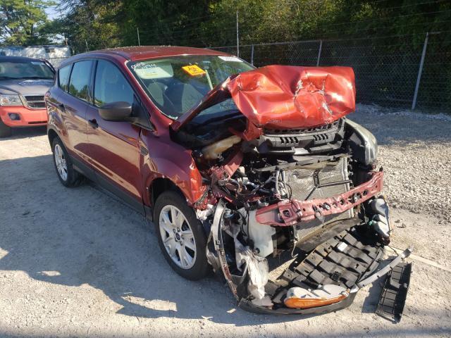 Vehiculos salvage en venta de Copart Northfield, OH: 2015 Ford Escape S